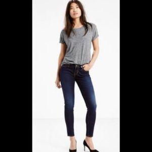 "Levi's 811 curvy Jeans skinny size 28"""
